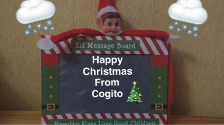 Cogito Toastmasters Dublin Christmas